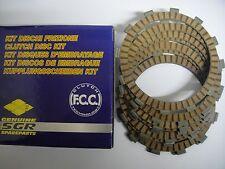SET 8 DISCOS DE FRICCIÓN RECORTADO 7450209 GAS GASCE F 4T4502012-2013