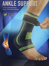 Ankle Support Compression Plantar Fasciitis Sleeves Arch Foot Wrap Brace (#7887)