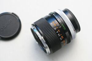 Canon FD 2/35mm, A-Zustand!