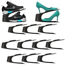 10x Schuh-Organizer Schuhhalter Schuhstapler Schuhorganizer Schuhaufbewahrung