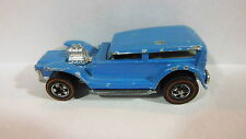 Hot Wheels REDLINE 1973 LIGHT BLUE PROWLER IN FAIR CONDITION