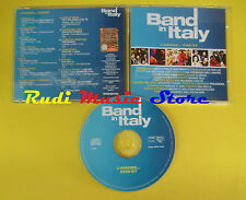 CD BAND ITALY L'AMORE COS'è? compilation PROMO 03 FORMULA 3 CAMALEONTI PFM (C8*)