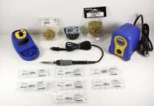 Hakko FX888D-23BY Soldering Station with T18-B/BL/I/D24/D32/C05/S7/599-029