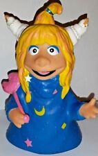 """Eureeka from Eureeka's Castle  1990 MTV Networks Vintage finger puppet toy 6"""""""