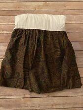 Ralph Lauren Bohemian Paisley King Size Bedskirt