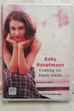 Grabbing the Family Jewels by Gaby Hauptmann: Unabridged Cassette Audiobook (M2)