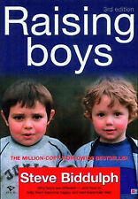 RAISING BOYS - STEVE BIDDULPH Why Boys are Different New and Updated Edition 3rd