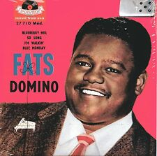 ★☆★ CD Single Fats DOMINO Vol. 5 - EP 4-track CARD SLEEVE  Blueberry Hill ★☆★