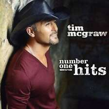 TIM McGRAW Number One Hits 2CD BRAND NEW Best Of Greatest Hits
