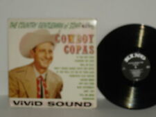 Cowboy Copas LP Country Gentleman of Song 817 Don't Shake Hands With The Devil
