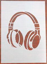 Cuffie Stencil Riutilizzabile Mylar Foglio per Arts & Crafts, fai da te