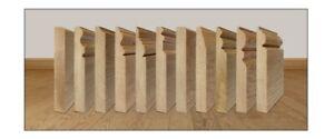 Solid Oak Skirting Boards Super Prime American Quality Uk Manufactured!