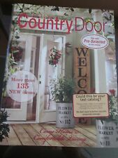 COUNTRY DOOR CATALOG SUMMER 2016 COME HOME TO COMFORTABL LIVING BRAND NEW