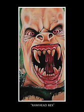 "RAWHEAD REX 11x14"" Horror Movie Monster Print - Clive Barker"