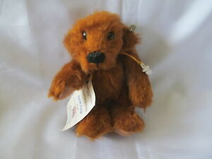 Lot of Two OOAK Artist Teddy Bears from Robsbears, Bam, Bam and Un-Loved, Seven