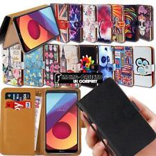 Para LG Optimus 1234579 F 3567 Cuero Inteligente L pie Billetera Estuche Cubierta