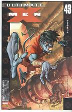ULTIMATE X-MEN n°43 # SUSPENSE # 2008 MARVEL PANINI COMICS