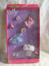 Rare KELLY BIRTHDAY PARTY FASHIONS OUTFITS Fashion Avenue 1999 Mattel Barbie