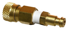 Converter American male plug Euro female coupler T & E Tools OT102