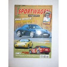 Magazine SPORTWAGEN N°: 51 décembre 1998