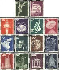 Berlin (Ouest) 494-507 (édition complète) neuf 1975 Industrie et Technologie