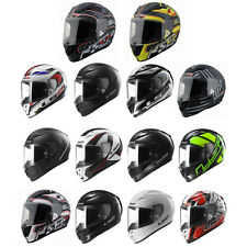 *Fast Shipping* LS2 Arrow Motorcycle Helmet (Solid, Glory, Geo, Ion, Carbon...)