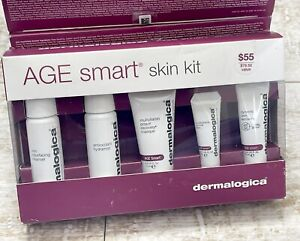 New DERMALOGICA AGE SMART SKIN KIT - AUTHENTIC Travel Trial Size