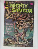Mighty Samson 31 VF+ (8.5) 3/76 Gold Key!