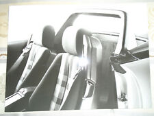 Mercedes 300 SL press photo c1980's ref B 44 580