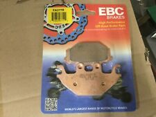 EBC - FA377R - R Series Long Life Sintered Brake Pads~
