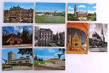 9x Holland AK Niederlande ungelaufen ua. Den Haag, Eindhoven, Emmen, Groningen