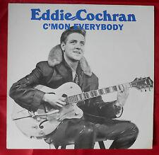 LP Eddie Cochran C 'mon Everybody all Round Trading AR 31011 Denmark 1985