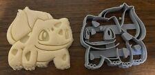 Custom Pokemon Cookie Cutters