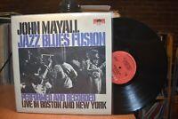 John Mayall Jazz Blues Fusion LP Polydor PD 5027 Stereo