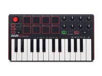 AKAI professional MPK mini MK2 MIDI keyboard controller AP-CON-026 With Tracking
