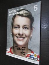 70508 Antje Lauenroth Bietigheim Handball original signierte Autogrammkarte
