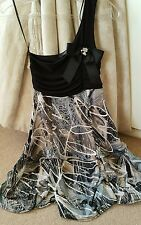OFF THE SHOULDER PARTY DRESS SIZE 10 BY QUIZ