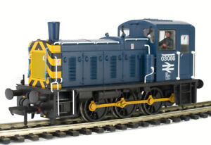 Bachmann 31-362 BR Class 03 Diel Shunter  (03066) with wasp stripes - DCC ready