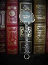 M3  Vintage/Antique Lorgnette Reading Glasses - 14  Kt Gold - Rose Cut Diamonds