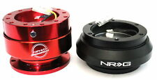 NRG Steering Wheel Short Hub Adapter Quick Release RD Mitsubishi Eclipse Galant