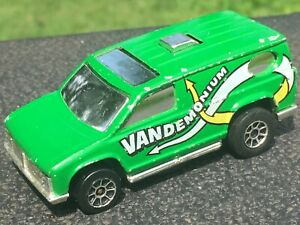 Vintage Hot Wheels Scorchers Vandemonium Nice Shape Running Too! 1/64 Diecast 👀