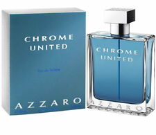 PARFUM AZZARO CHROME UNITED EDT 200ML Neuf et Sous Blister