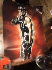 HULK HOGAN Signed WWE Wrestling Hulkamania WCW 16x20 Photo Tri-Star Hollywood