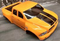 Custom Painted Body 2013 Ram 1500 For 1/10 RC Short Course Truck Traxxas Slash