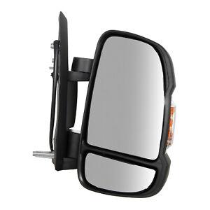 Außenspiegel Rechts Elektrisch Kurzer Spiegelarm Fiat Ducato 250 735661833