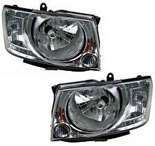 Pair of Headlights Nissan Patrol 08/04 - ON New GU GU4  04 05 06 07 10 11 Lamps