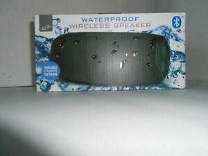 ILIVE Waterproof Wireless Bluetooth Speaker Black ISBW348