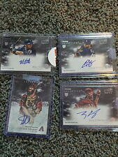 2013 Bowman Inception On Card Auto Stryker Trahan D-Backs