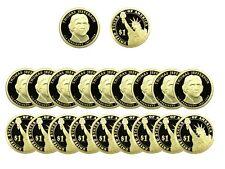 2007 S Thomas Jefferson Presidential Dollar Gem Deep Cameo PROOF 20 Coin ROLL