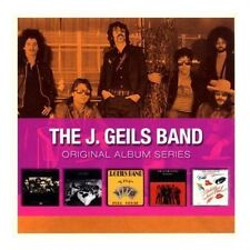 J. Geils Band - Original Album Series [New CD] Holland - Import